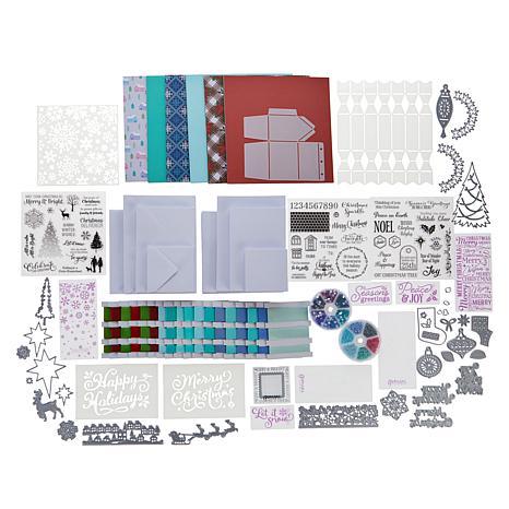 Crafter's Companion Ultimate Christmas Box