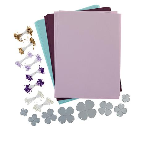 Crafter's Companion Vintage Lace Flower Foam Kit