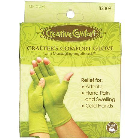 Creative Comfort Crafter's Comfort Glove - Medium