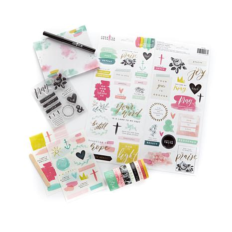 Creative Devotion Inspirational Paper Craft Kit