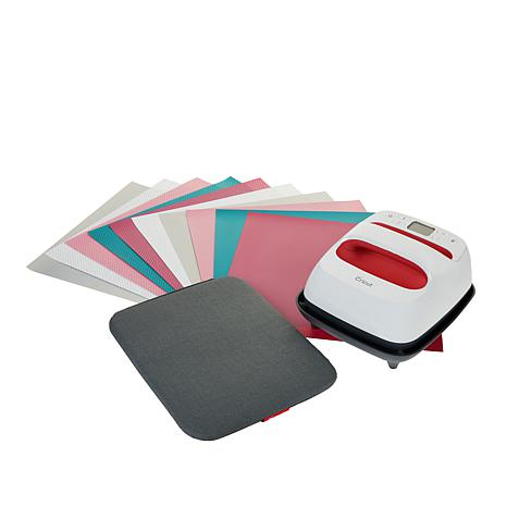 """Cricut® Easy Press™ 2 Machine 6"""" x 7"""" with Mat and Material"""