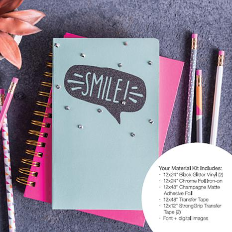 Cricut® Everyday Sparkle & Shine Materials
