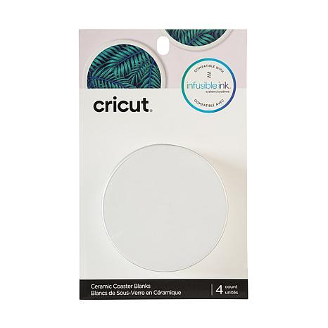 Cricut® Infusible Ink Coaster Ceramic