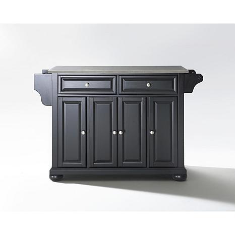 Stainless Steel Top Kitchen Island 10069280 Hsn