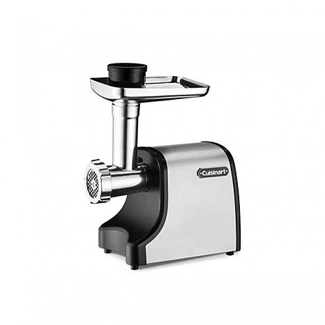 Cuisinart Brushed Stainless Steel Electric Meat Grinder