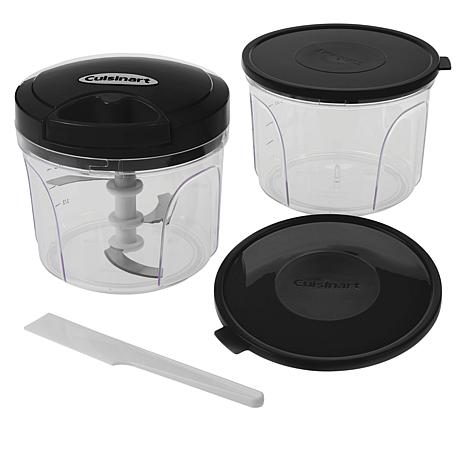 Cuisinart Manual Mini Food Processor with Extra Bowl