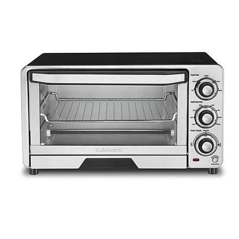 Cuisinart TOB-40N Custom Classic Toaster Oven Broiler