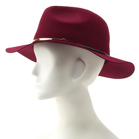 Curation Wool-Felt Fedora