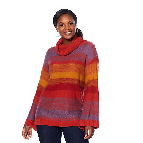 Curations Multicolored Knit Sweater