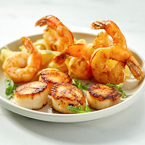 Curtis Stone 2 lbs. Shrimp & 3 lbs. Scallops Combo Pack