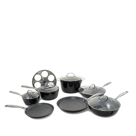 Curtis Stone Dura-Pan Nonstick 13-piece Cookware Set