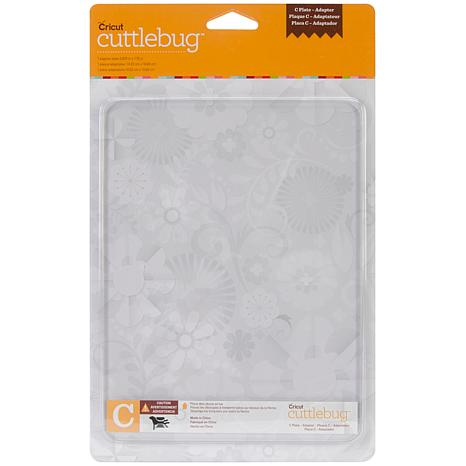 Cuttlebug Cutting Die Adapter Plate