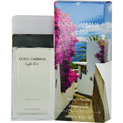 b8822b7d D & G Light Blue Escape To Panarea by Dolce & Gabbana EDT Spray 3.3 ...