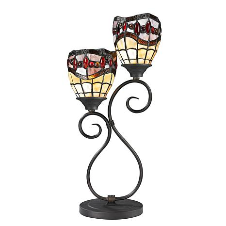 Dale Tiffany Fall River Table Lamp