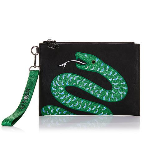 Danielle Nicole Harry Potter Slytherin Pouch