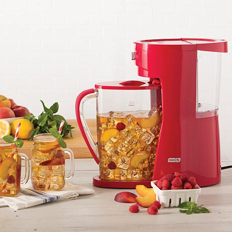 Dash Electric Iced Tea And Coffee Brewer