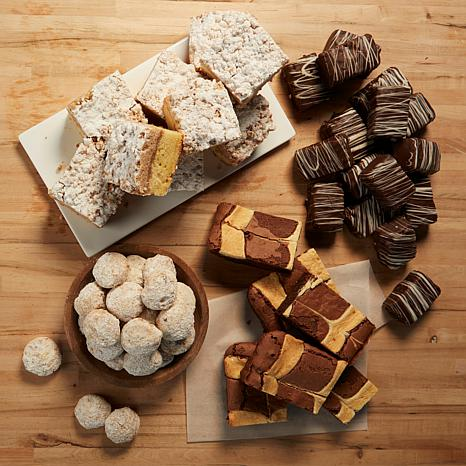 David's Cookies 5.75lb Customer Favorites Assortment with 4 Gift Boxes