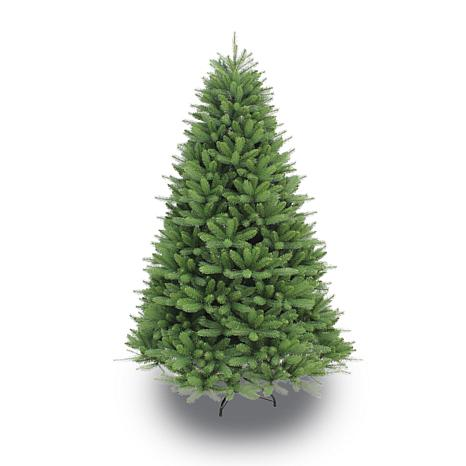Davidson Fir 7-1/2' Unlit Premier Artificial Christmas Tree
