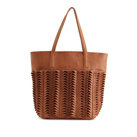 Day & Mood Leather Linnly Shopper