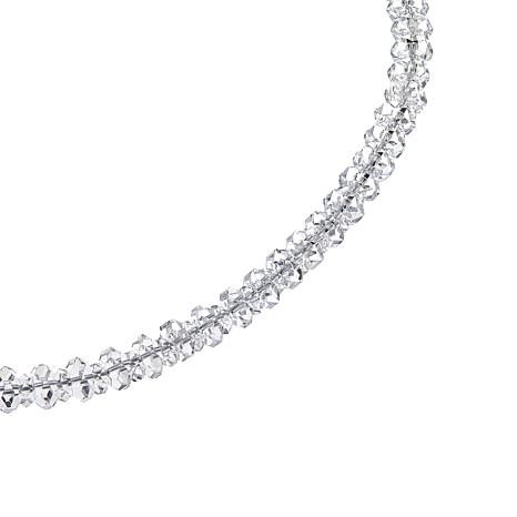 "Deb Guyot Designs Herkimer ""Diamond"" Quartz Necklace"