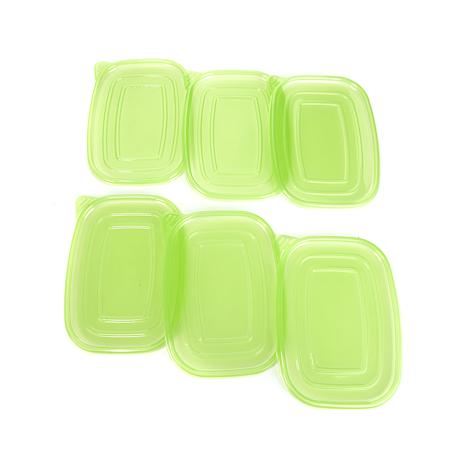 Debbie Meyer UltraLite GreenBoxes™ 6pc Large Lid Set