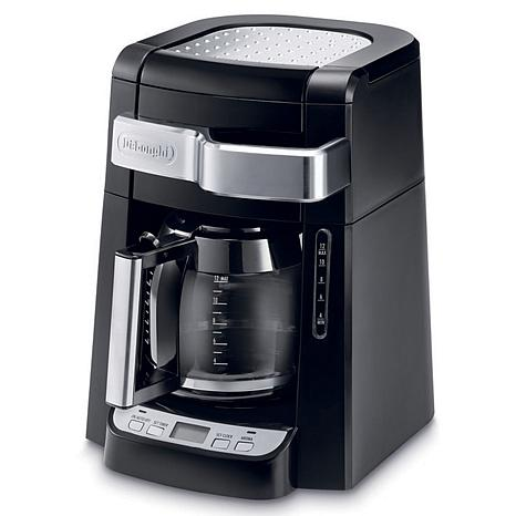 12-Cup Drip Coffee Maker with Complete Frontal Access - 6619879 HSN