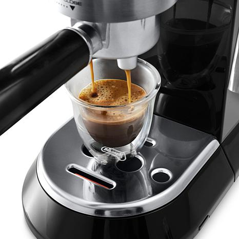 delonghi dedica 15bar pump espresso machine
