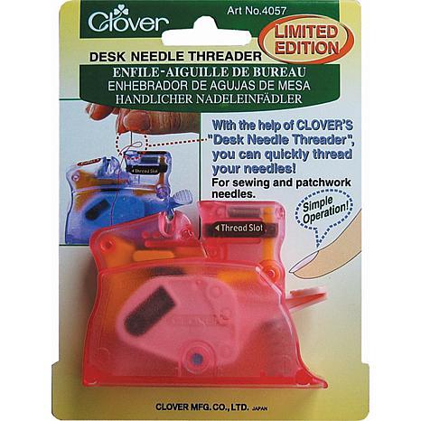 Desk Needle Threader - Pink