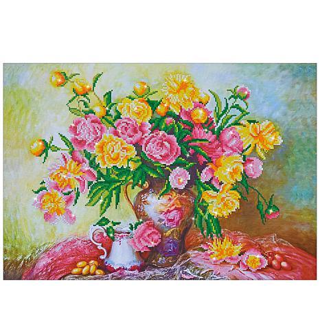 Diamond Dotz Diamond Embroidery Facet Art Kit - Elegant Roses