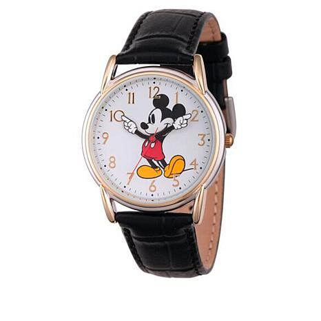 Wristbands Mickey Mouse Wrist Watch Comfortable And Easy To Wear Collectibles