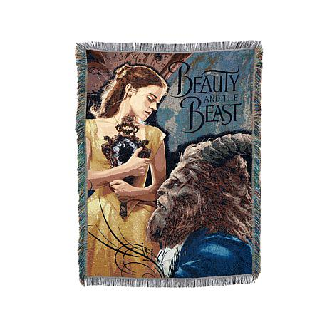 "Disney's Beauty and the Beast ""Blind Love"" Tapestry"