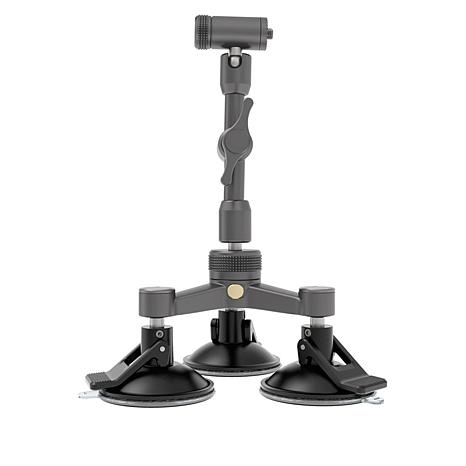 DJI Triple Suction-Cup Car Mount for Osmo Action Cameras