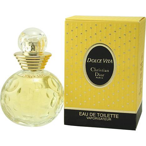 ccb05651 Dolce Vita by Christian Dior EDT Spray 1.7 oz for Women