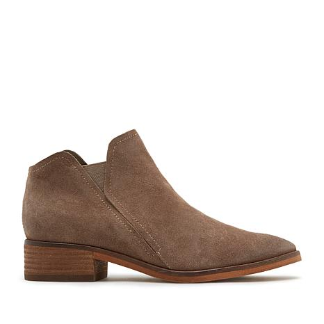Dolce Vita Tay Suede Pull-On Bootie
