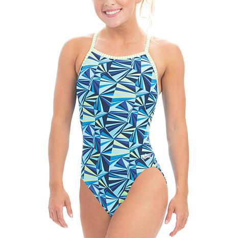 Dolfin Uglies Women's Printed V-2 Back Swimsuit