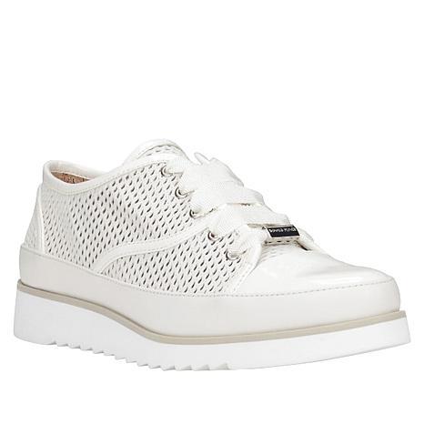 Donald J. Pliner Flipp Leather Sneaker