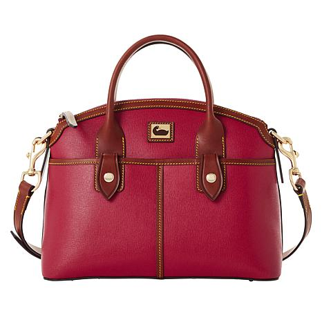 Dooney Bourke Camden Saffiano Leather