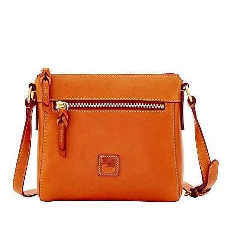 Dooney & Bourke Florentine Leather Allison Crossbody