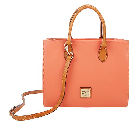 Dooney & Bourke Janine Leather Tote - Fashion