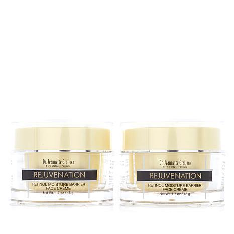 Dr. J. Graf Rejuvenation Retinol  Face Creme 2-pack