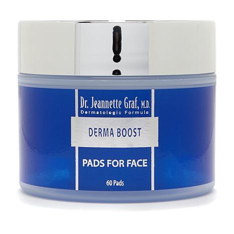 Dr. Jeannette Graf, M.D. Derma Boost Pads for Face