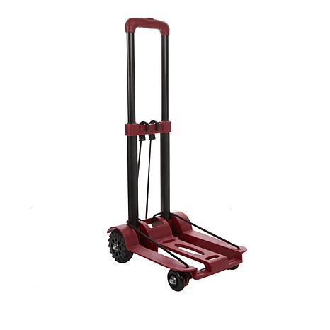 DuraKart Folding Utility Cart with Bungee Cords