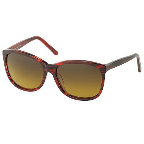 Eagle Eyes Carina Cranberry TriLenium Polarized Sunglasses
