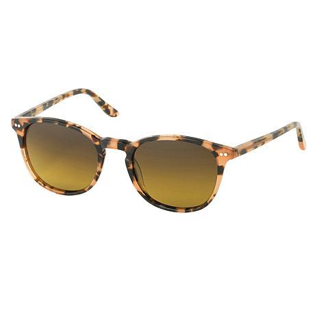 Eagle Eyes Celeste Peach TriLenium Polarized Sunglasses