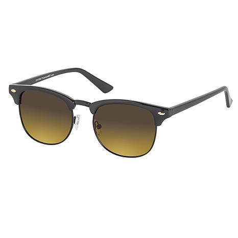 Eagle Eyes Palmer Black TriLenium Polarized Sunglasses