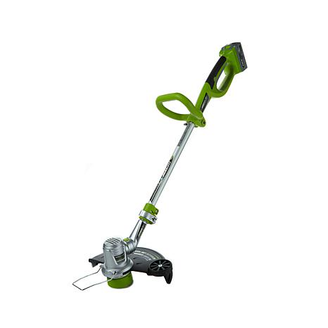 """EARTHWISE 24-Volt Cordless 12"""" String Trimmer"""