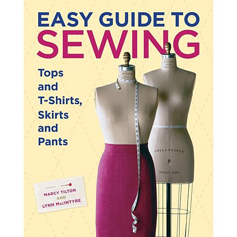 Easy Guide: Tops and T-Shirts, Skirts and Pants