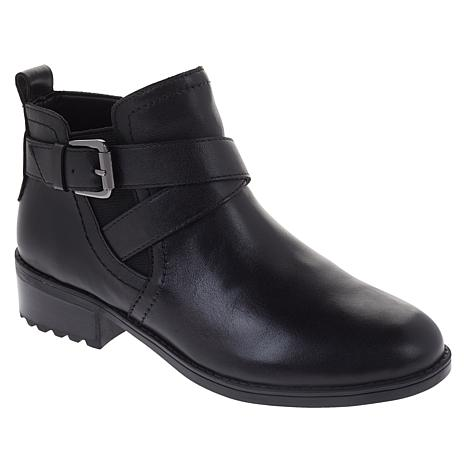 easy spirit Reward Leather Easy-On Bootie