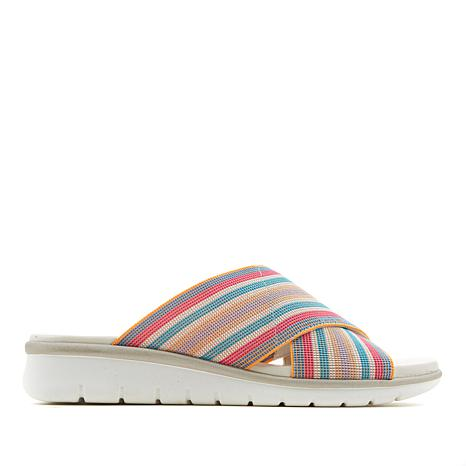 easy spirit Saffron Crossband Slip-On Sandal
