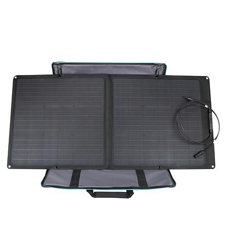 EcoFlow Tech Durable 85-watt Solar Panel with Kickstand Case